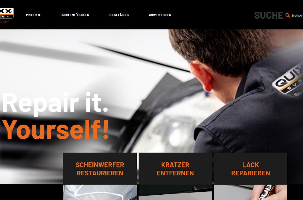 QUIXX - Repair it. Yourself.