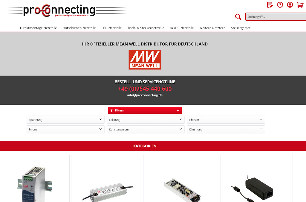 proconnecting.de