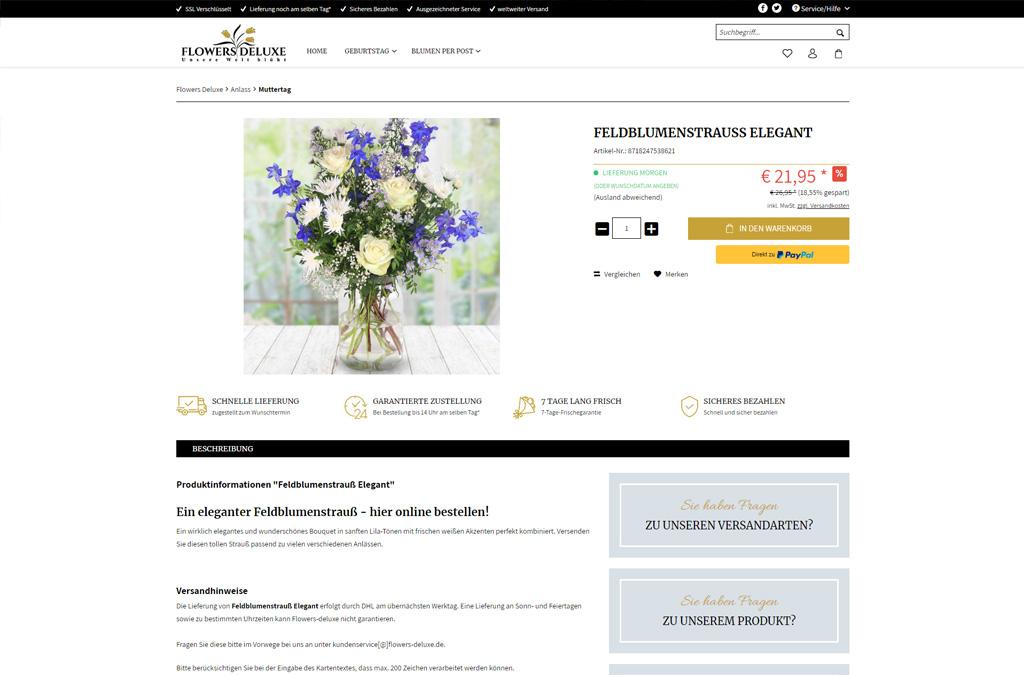 Flowers Deluxe