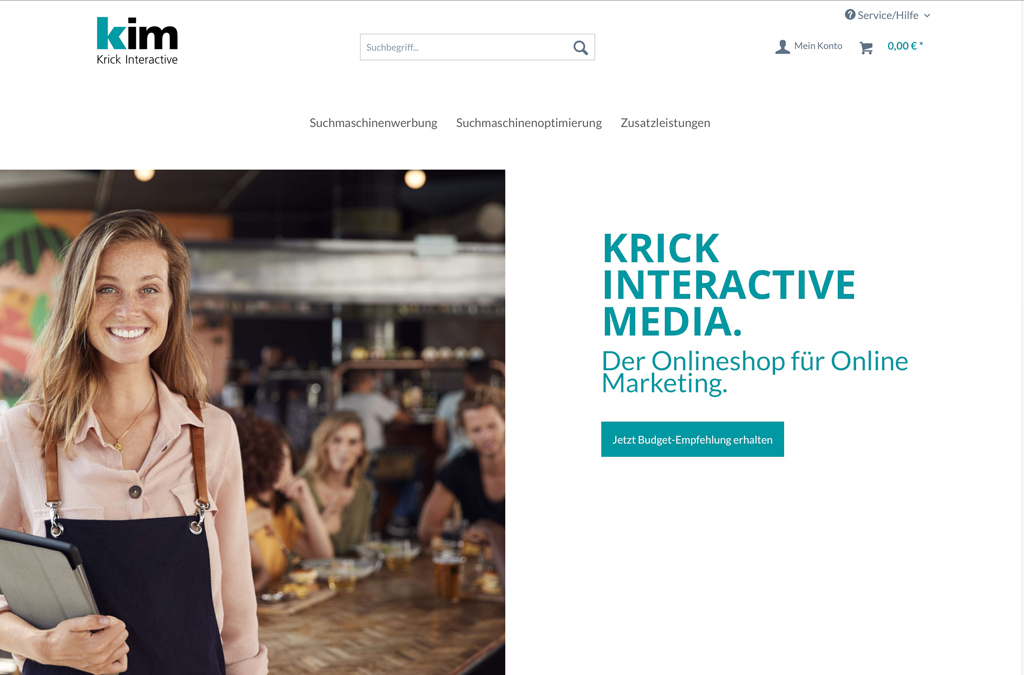 KIM - Krick Interactive Media