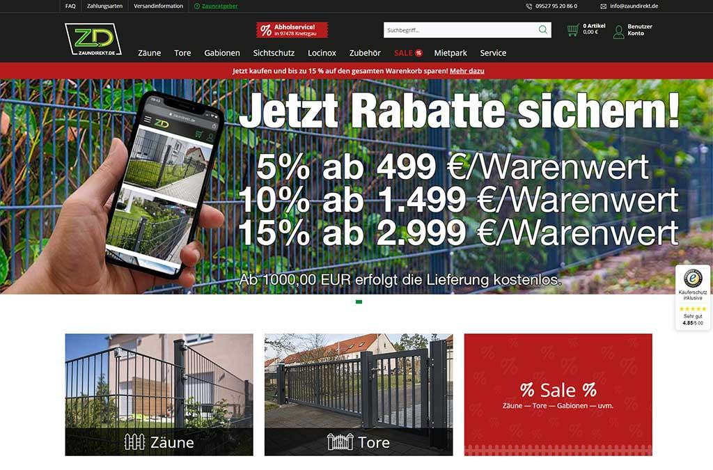 Zaundirekt GmbH & Co. KG