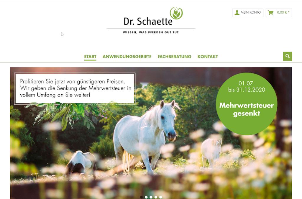 Dr. Schaette Pferde