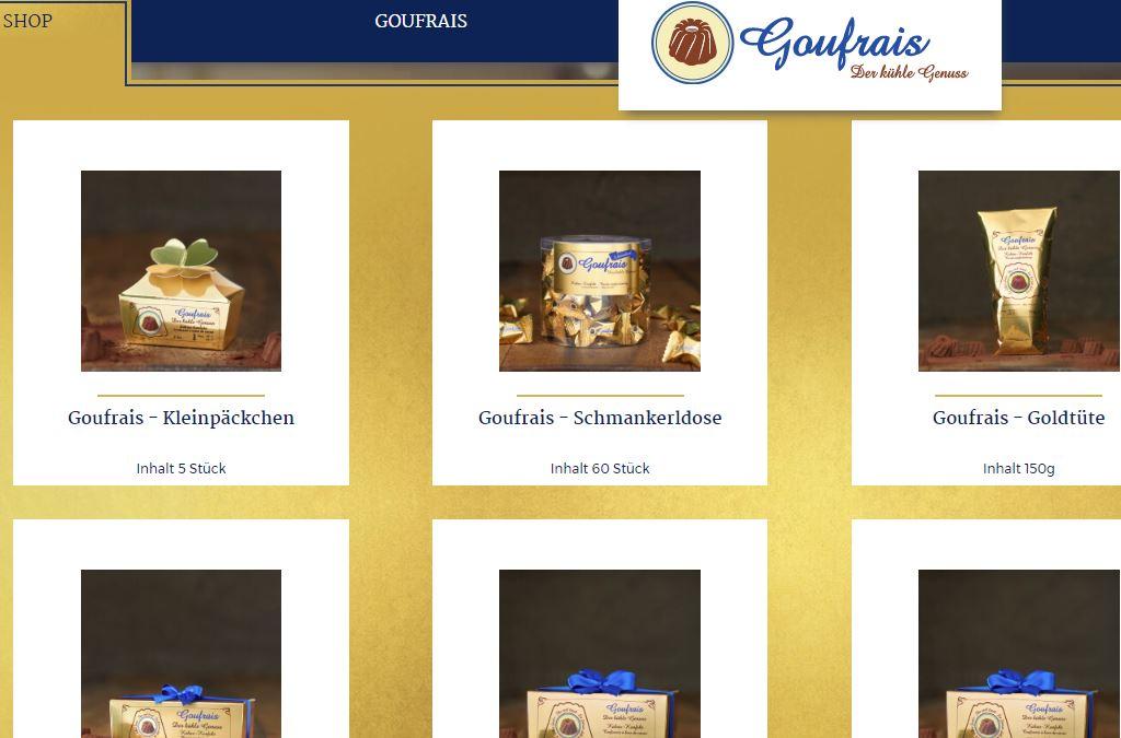 Goufrais - eine Marke von CMF-Produkte Keller