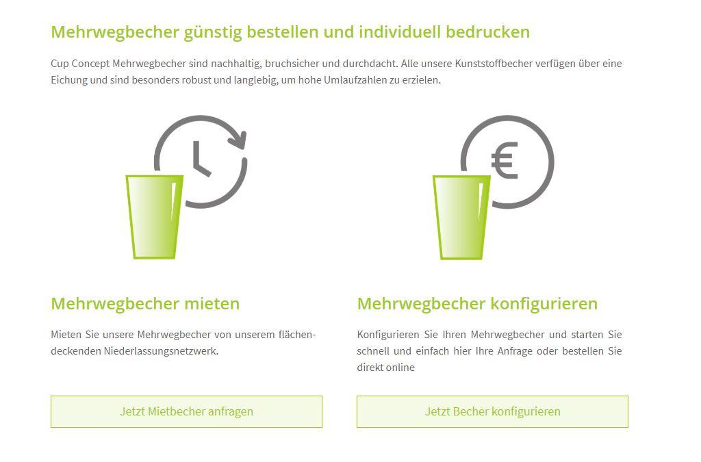 CUP CONCEPT Mehrwegsysteme GmbH
