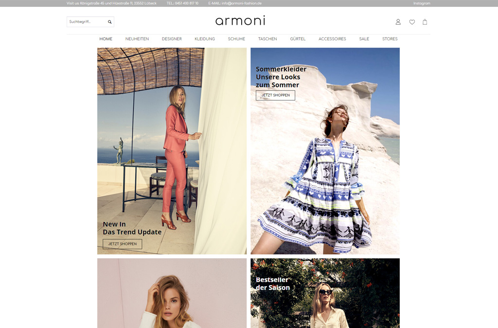 Armoni Fashion
