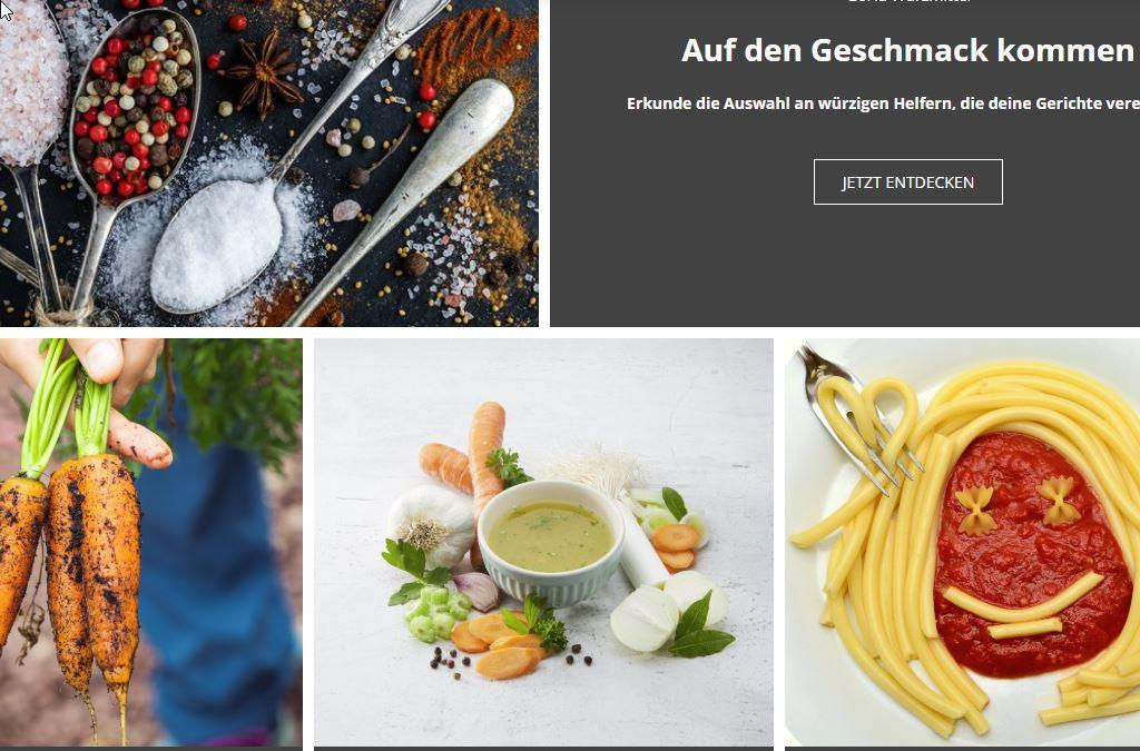 GöHa - Suppen, Saucen und Würzmittel