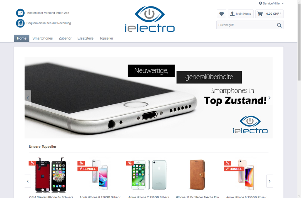 ielectro.ch