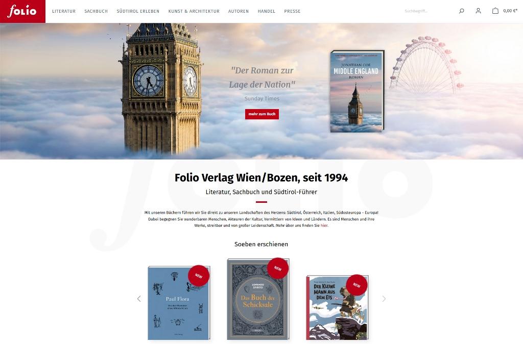 Folio Verlag Bozen / Wien