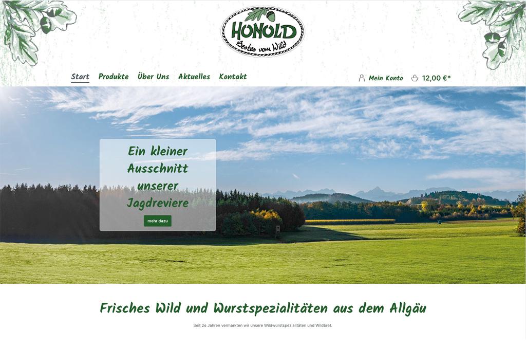 Wildhof Familie Honold