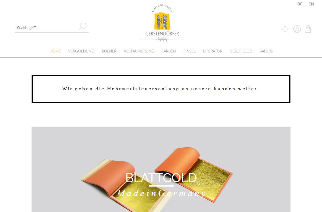 Gerstendörfer Blattgoldfabrik