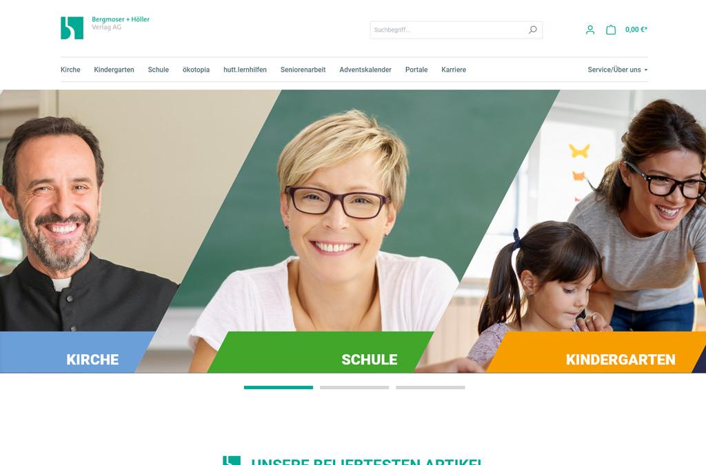 Bergmoser + Höller Verlag AG