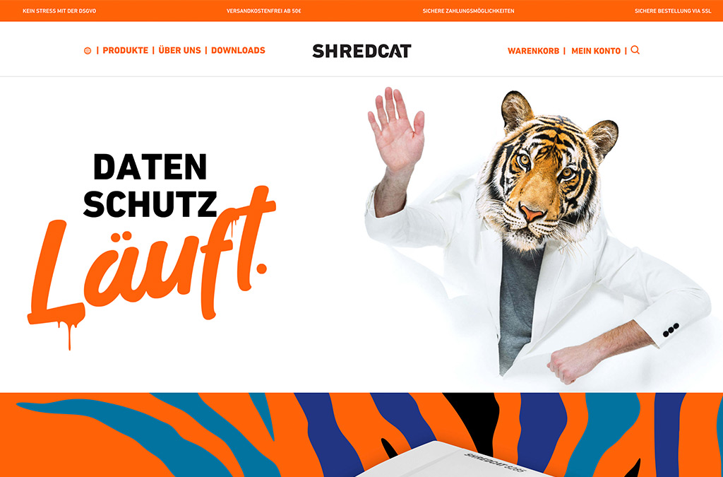 Shredcat