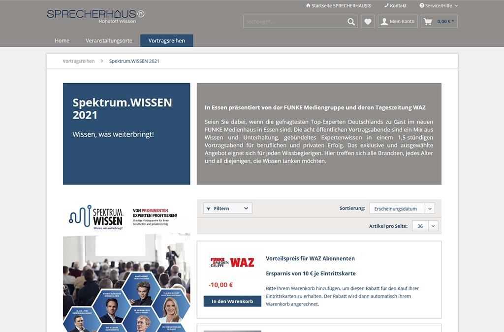 Sprecherhaus-Shop.de