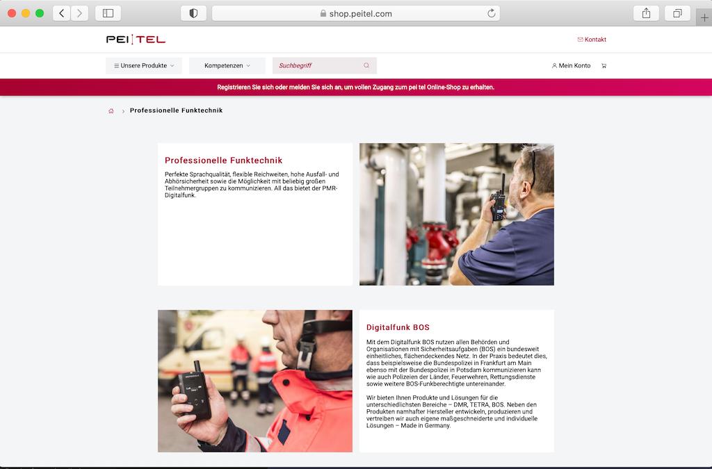 pei tel Communications GmbH