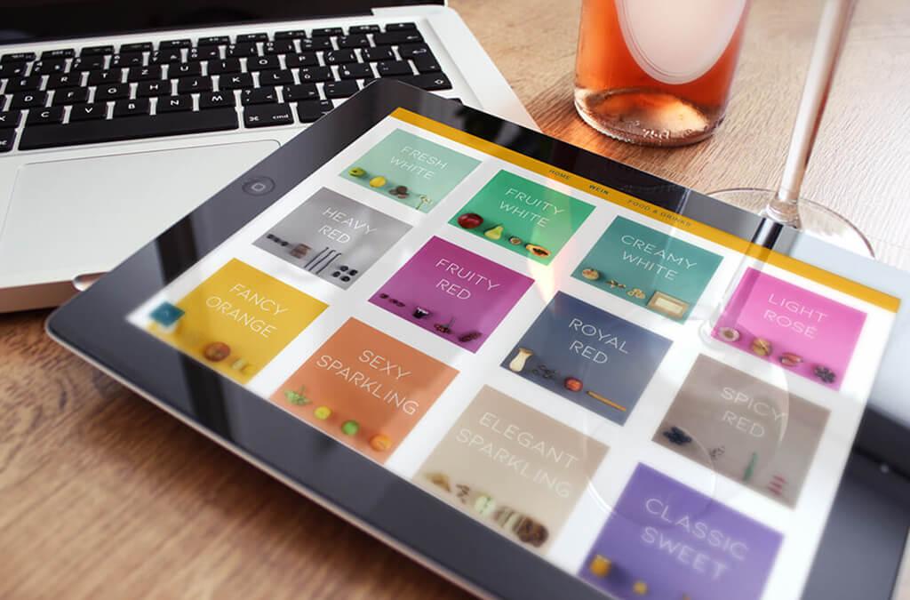 Shopware 6 Onlineshop Genusskessel