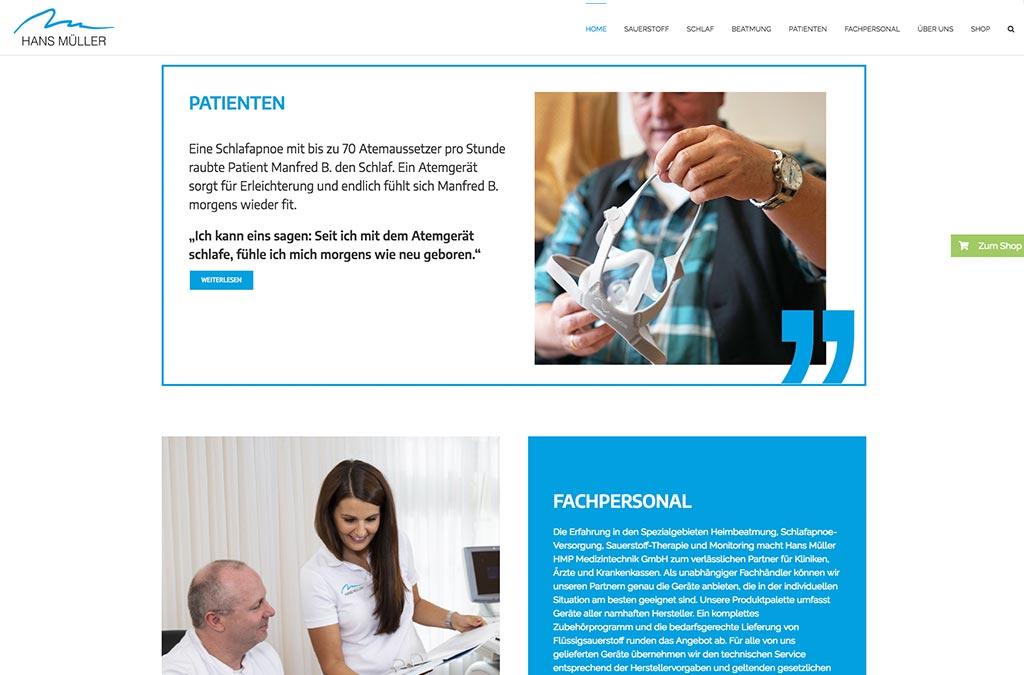 HMP Hans Müller Medizintechnik GmbH
