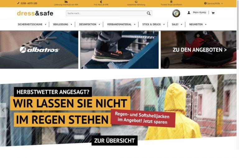Normfest GmbH - dress & safe