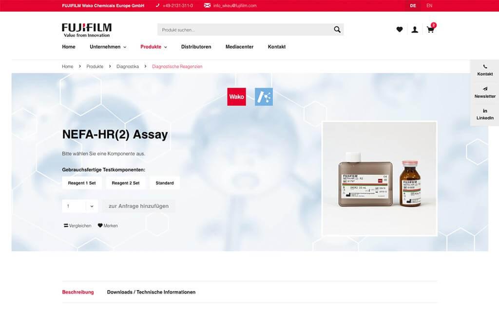 FUJIFILM Wako Chemicals Europe GmbH