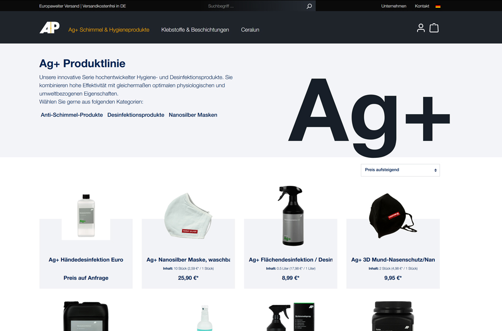 Adhesive Products GmbH