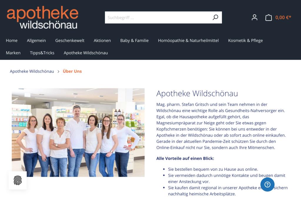 Apotheke Wildschönau