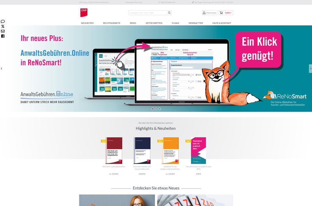 ZAP Verlag