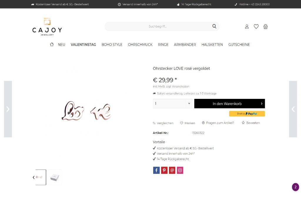 Cajoy.com