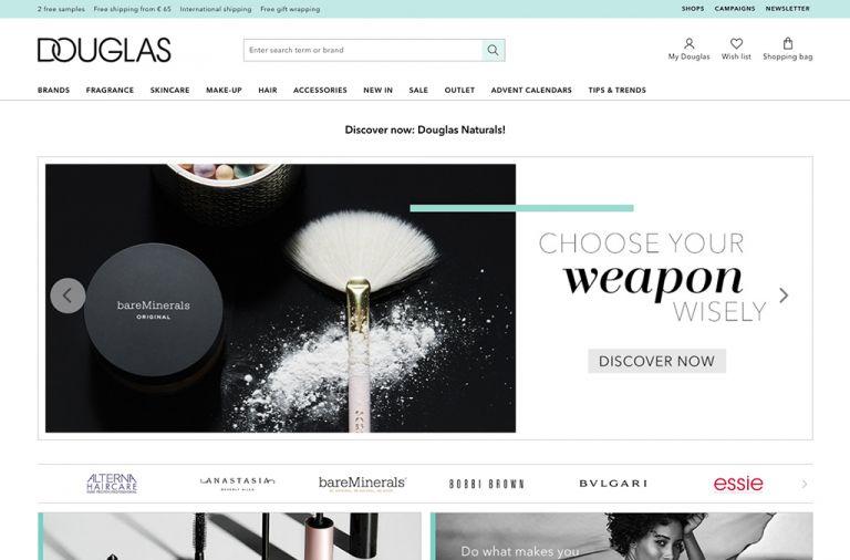 Perfumery Douglas International