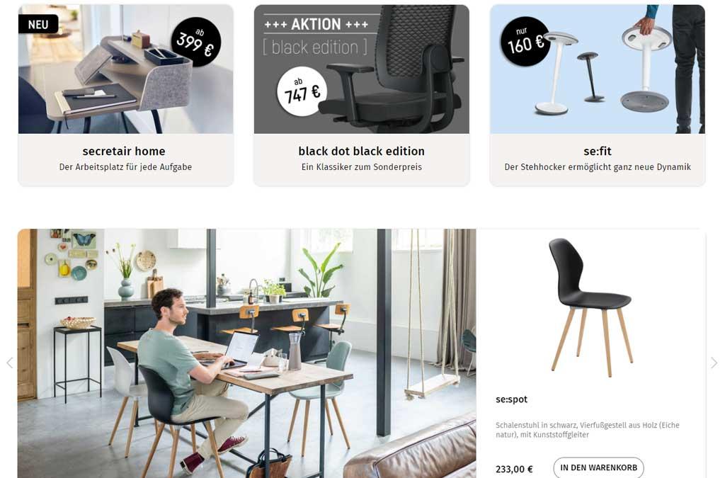 Sedus Stoll AG | Arendicom