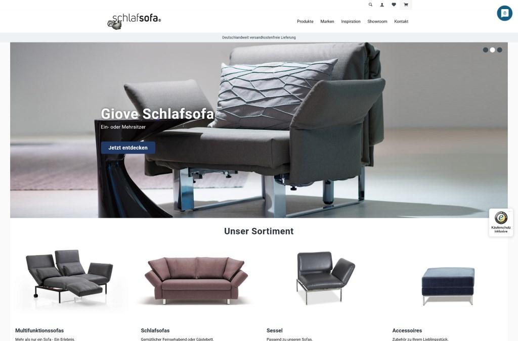 schlafsofa (Cramer Möbel+Design GmbH)