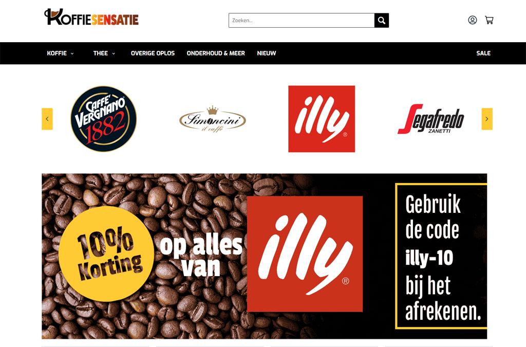 www.koffiesensatie.nl