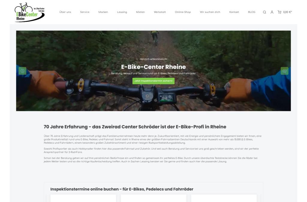 E-Bike-Center Rheine