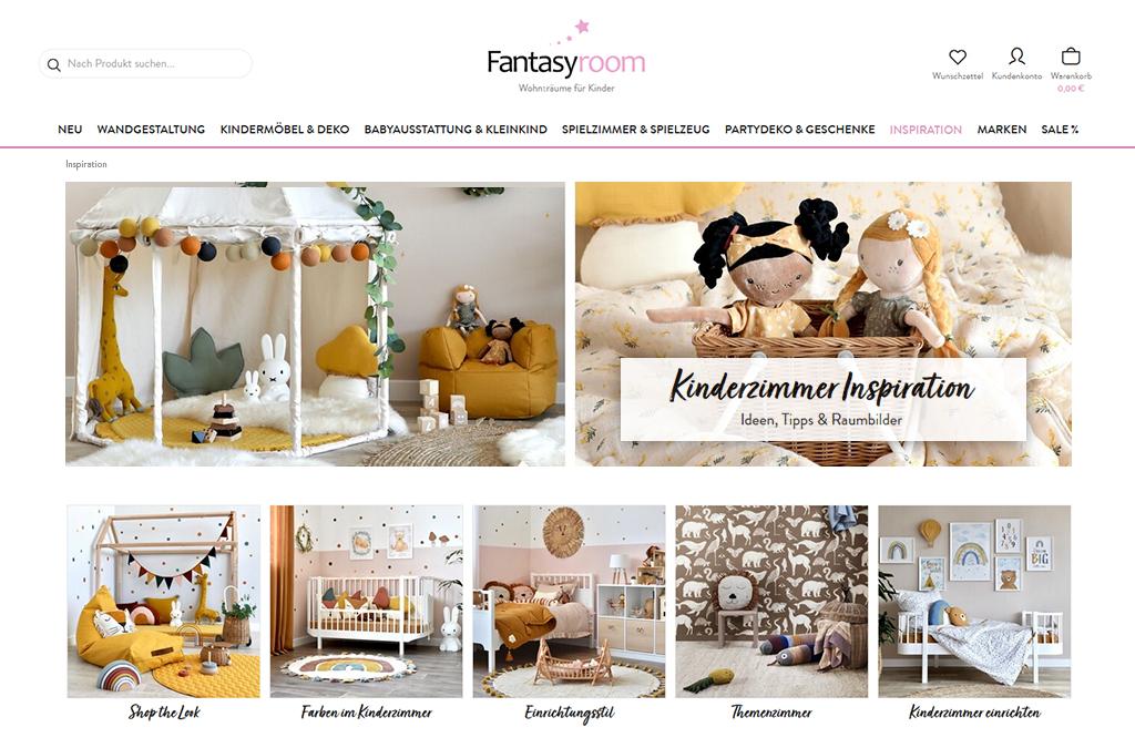 Fantasyroom - Wohnträume für Kinder