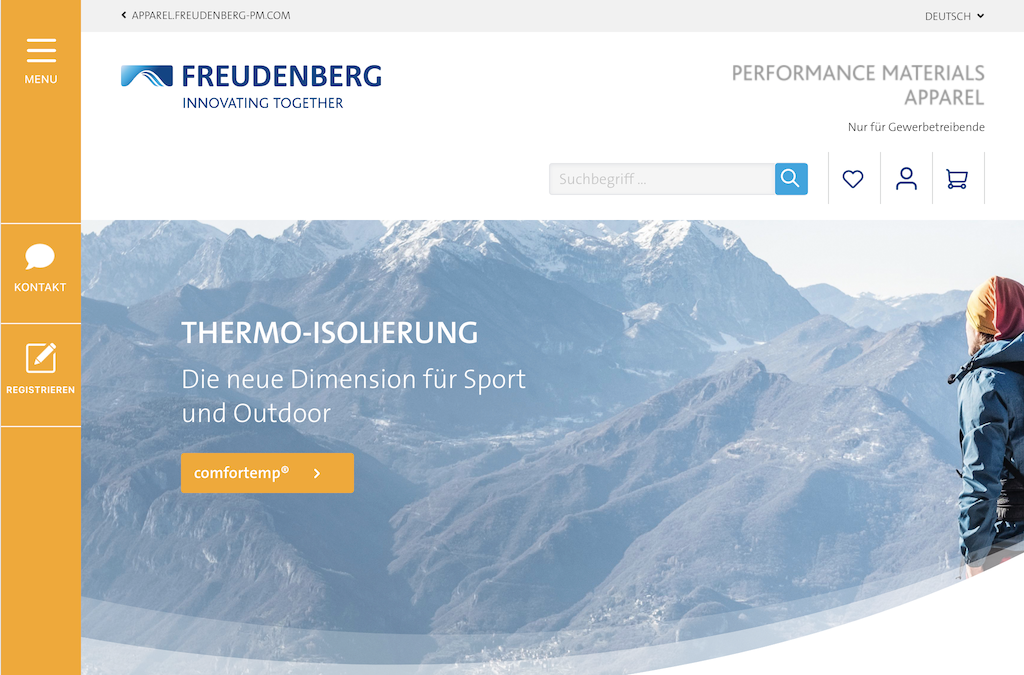 Freudenberg Performance Materials Apparel SE & Co. KG
