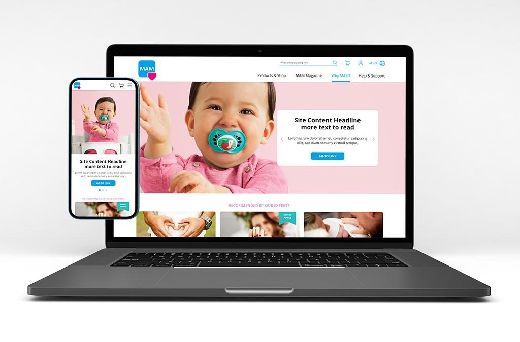 mambaby.com - Globaler Onlineshop