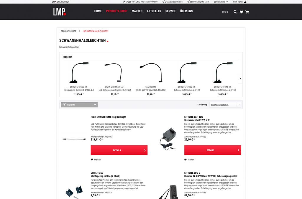 LMP Lichttechnik