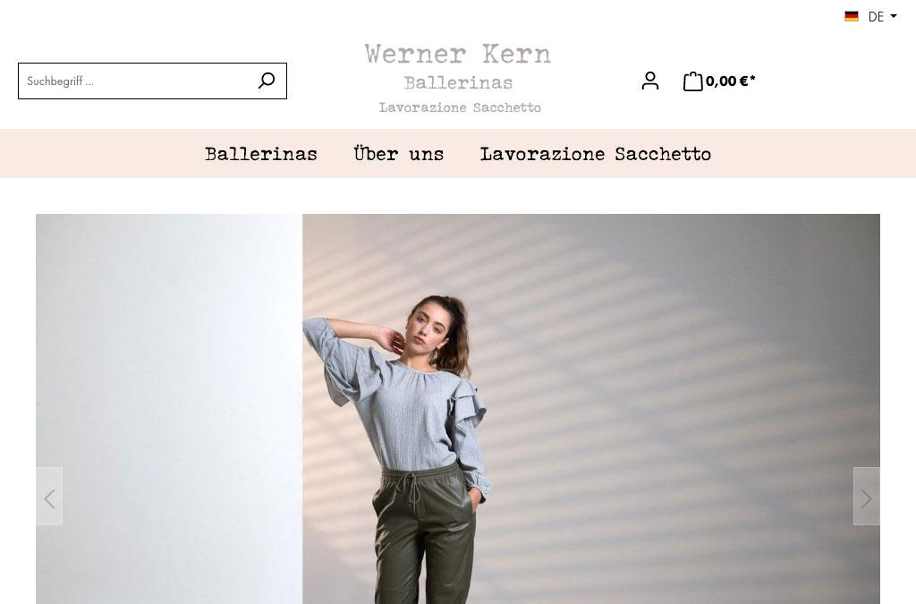 Werner Kern Ballerinas