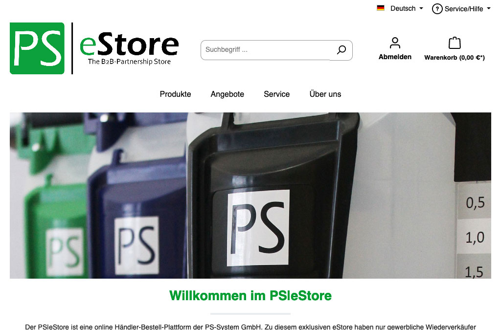 PS-System GmbH