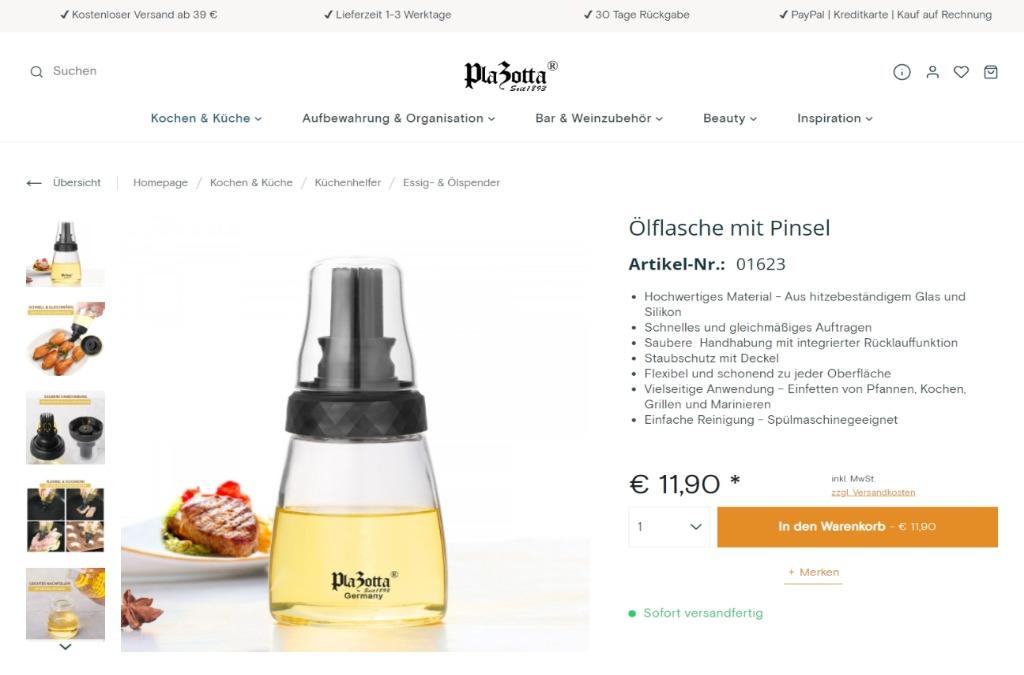 Plazotta-lifestyle.de