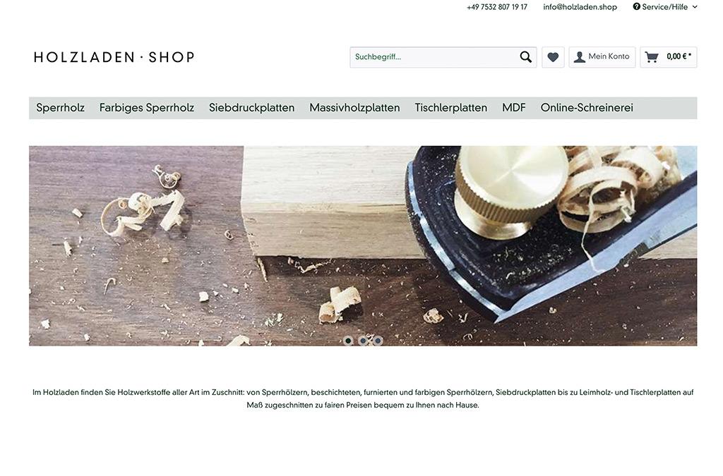 Holzladen RS
