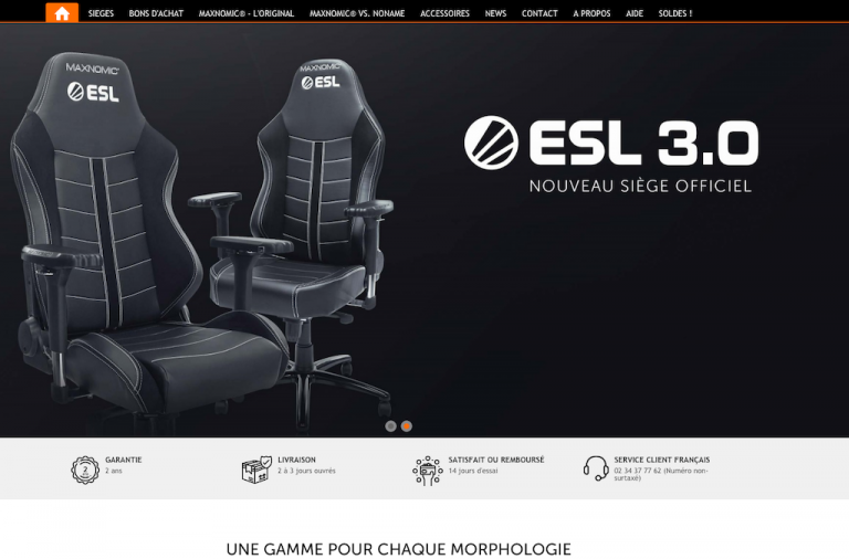 NEEDforSEAT/MAXNOMIC - Frankreich