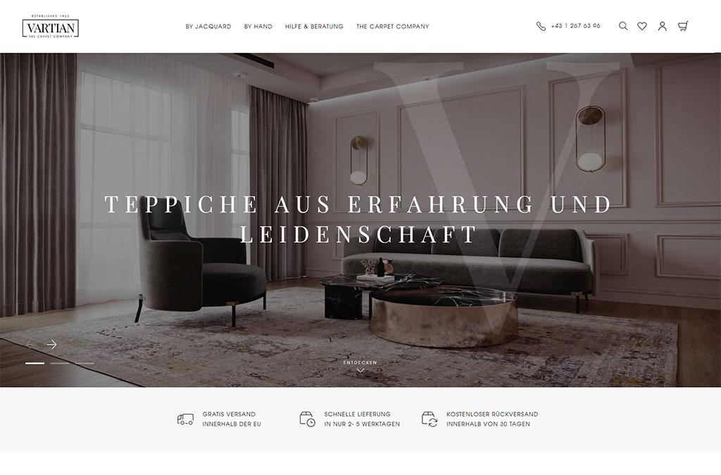 Vartian - the Carpet Company