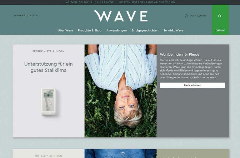 Wave by Healthbalance