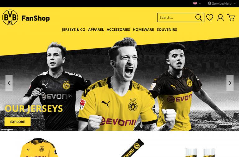 BVB - International Online Shop