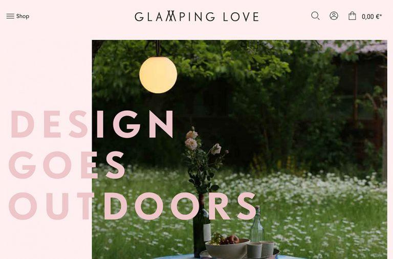 Glampinglove