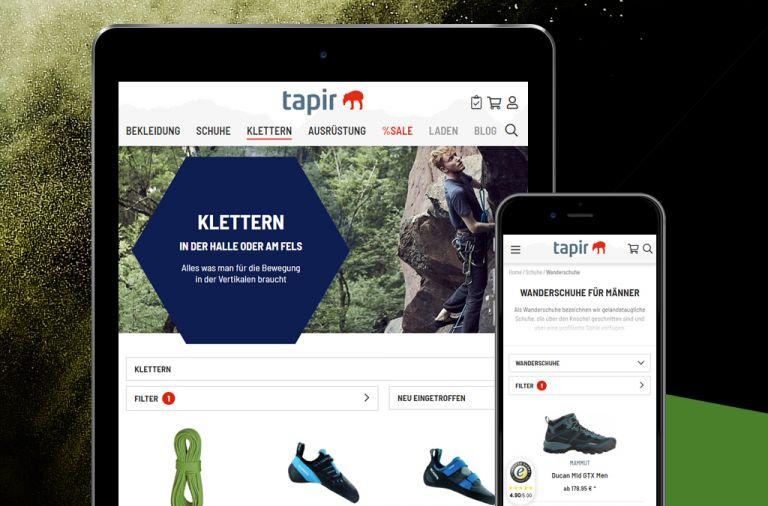 tapir store