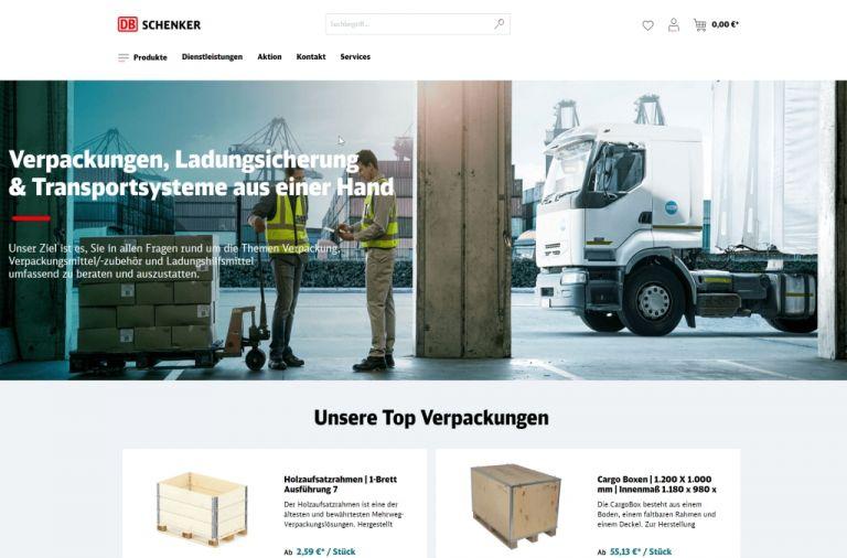 DB Schenker Europac
