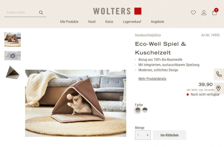 WOLTERS cat & dog GmbH