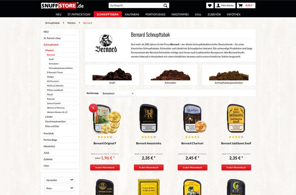 SnuffStore