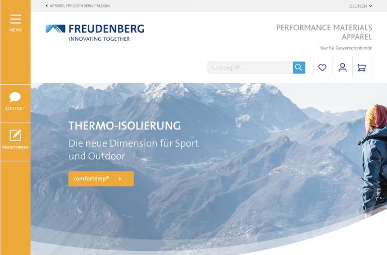 Freudenberg Performance Materials Apparel SE & Co. KG