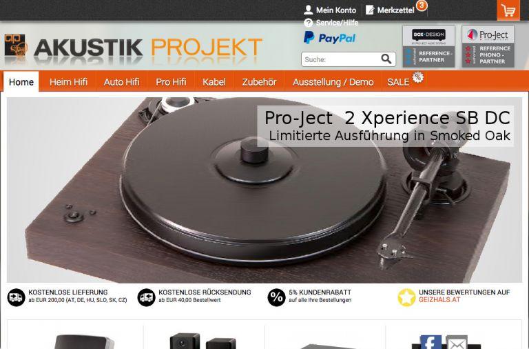 Akustik Projekt